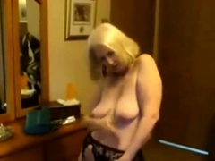Ass 18 :Home Video  Pale Mature And Her Lover