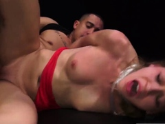 Ass 18 :Big Girl Wrestling Domination Poor Callie Calypso