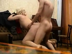 Ass 18 :Mature Mom And Her Boy Amateur